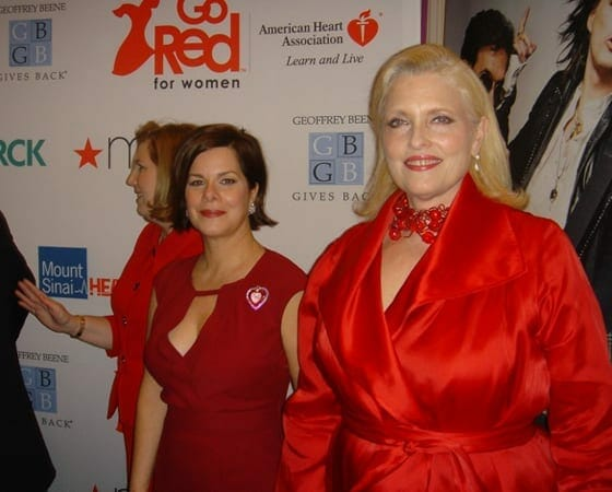 Go Red with Catherine Schuller