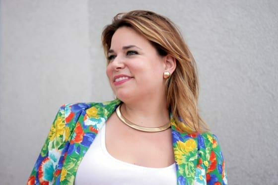 Aimee's Look: The Hothouse Floral Jacket