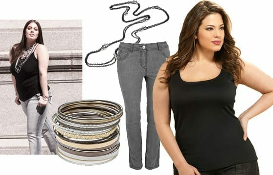 Get the Look: Ashley Graham