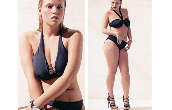 French Marie Claire Goes Curvy