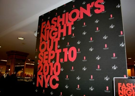 Fashion Night Out With Madison Plus